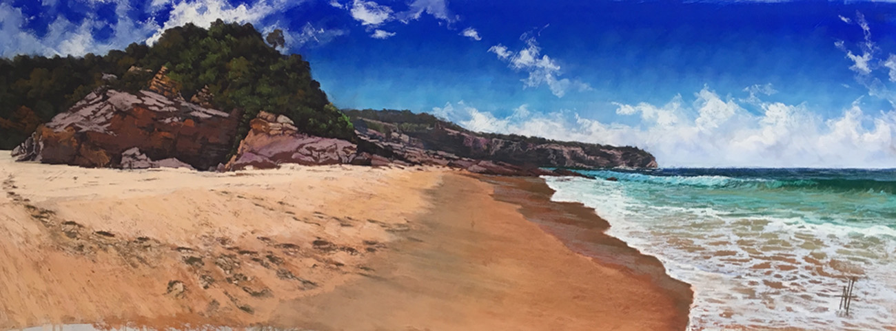 Sescape - 1st - Nicki Hall - North Tura Seascape