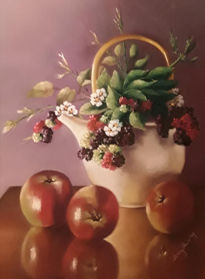 Still Life/Interiors - 1st - Jenny Murphy