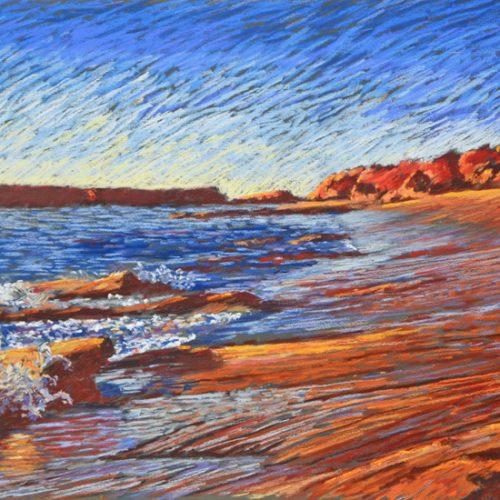 Seascape - 2nd - Megan Dixon-Dawes - Cape Leveque WA