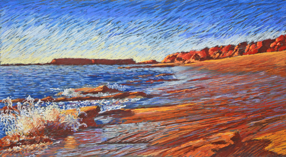 Seascape - 2nd - Megan Dixon-Dawes - Cape Leveque WA