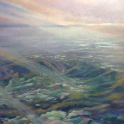 Landscape - 2nd - Grace Paleg - Earth Scape QF 4451998