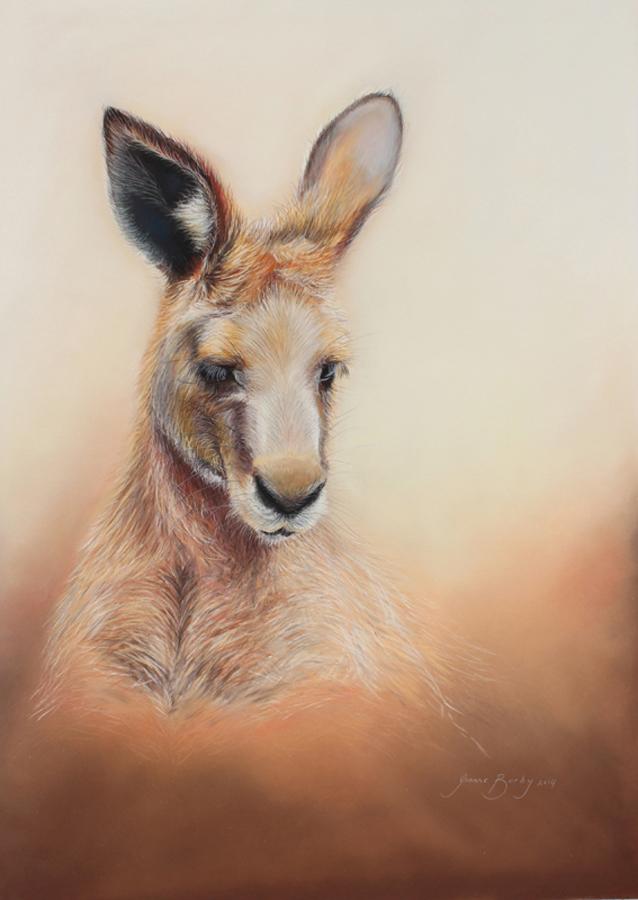Still/Flora/Fauna - Winner - Joanne Barby - Dusty