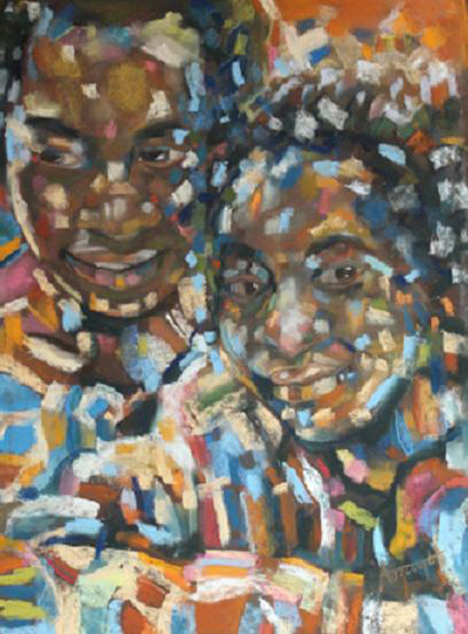 Portraiture - Winner - Kristen Arrayet - In the shade