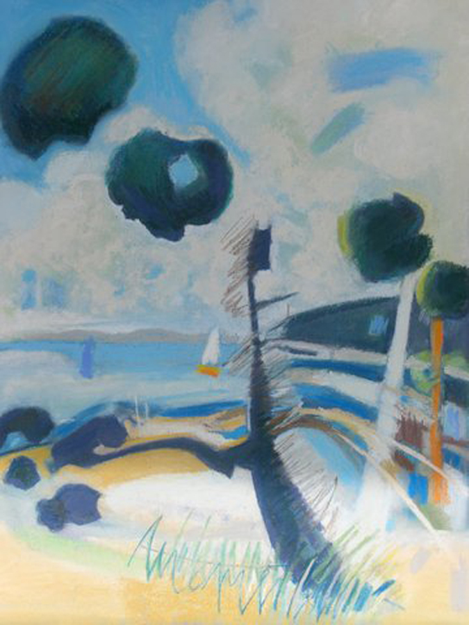 Contemporary/Abstract - Highly commended - Kristen Arrayet - The Bay