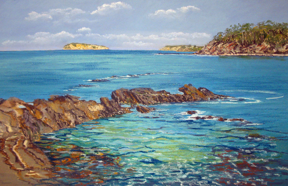 Lyn Woolridge - McKenzies Beach 2