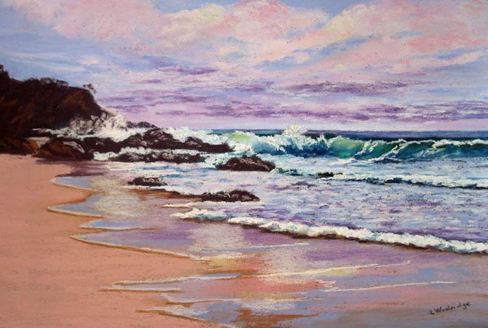 Lyn Woolridge - Sunset Malua Bay