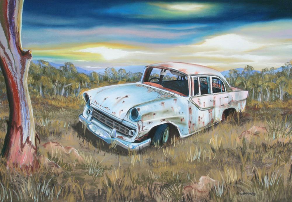 Landscape - Commended - Neil Hammond - Abandoned