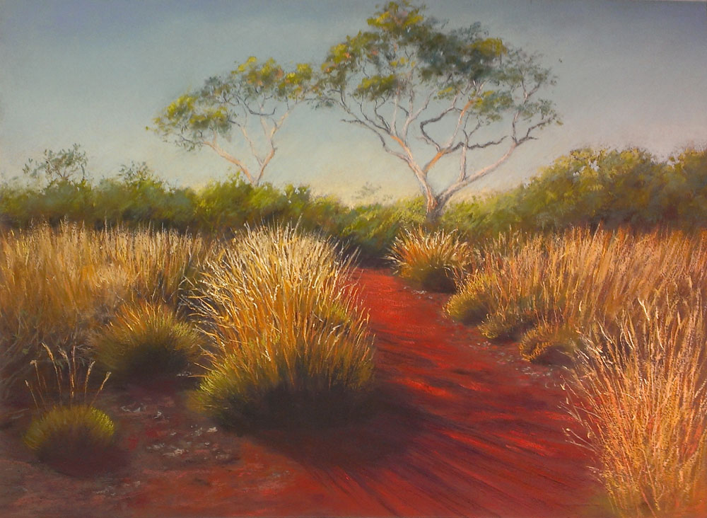 Landscape - Highly Commended - Kathryn Andrews - Pilbara Colours