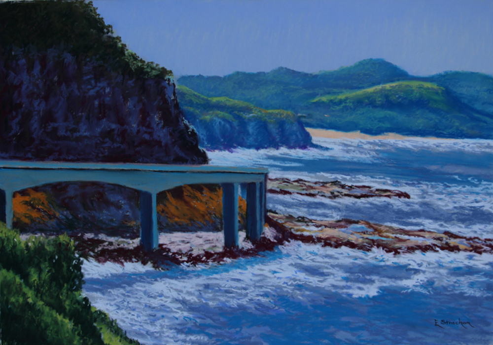 Seascapes - Commended - Eric Strachan - Seacliff Bridge