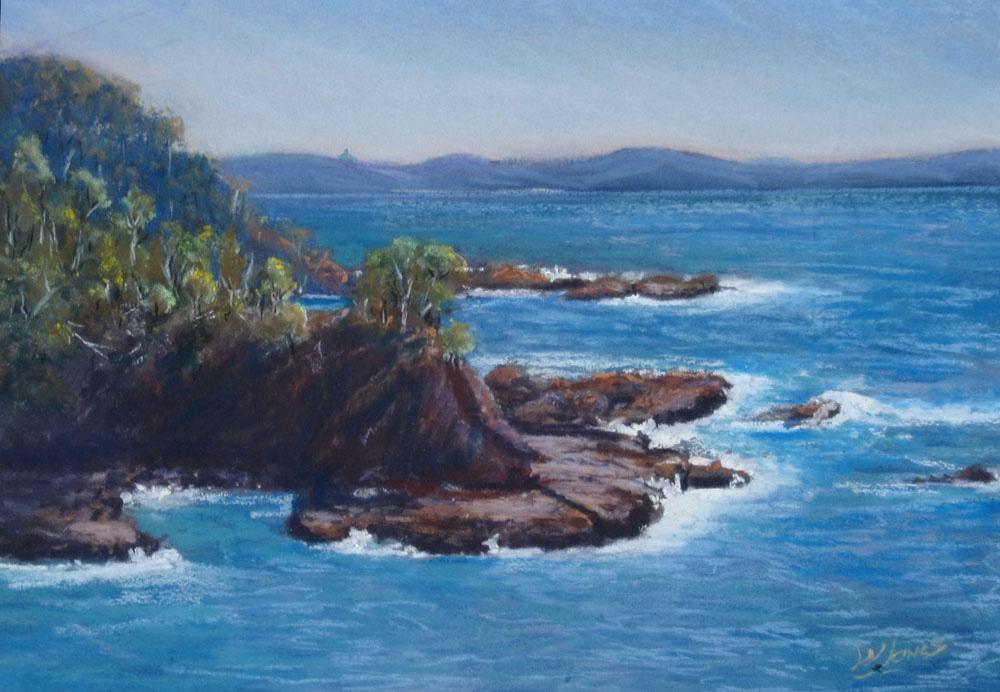 Malua Bay Rocks